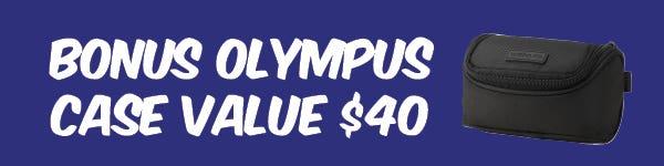 Bonus Olympus CS24 Case