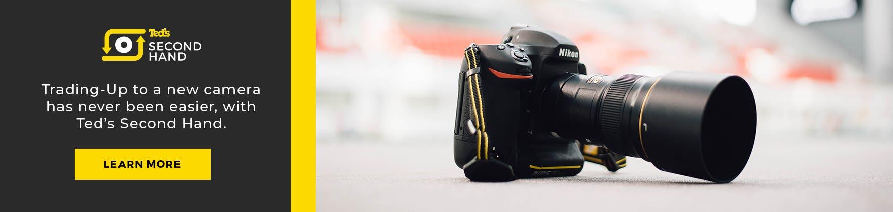 Secondhand Nikon