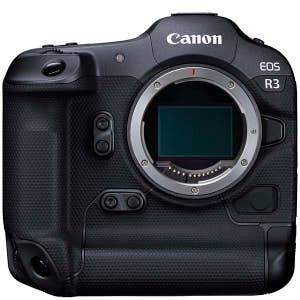 Canon EOS R3 - Body Only - Front