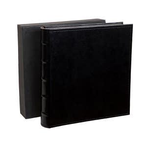 Profile Regal Black Drymount Album 320x320 80 Pages