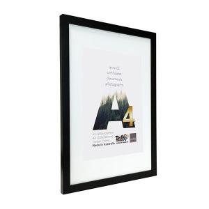 Profile Frame Certificate Black A3/A4
