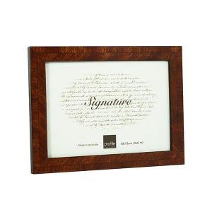Profile Signature Chateau Mahogany 10x15cm