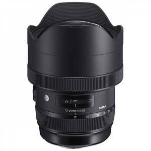 Sigma AF 12-24mm F4 DG HSM ART - Canon