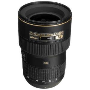 Nikon AF-S 16-35mm f4 G ED VR Lens