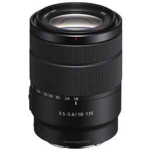 Sony E-Mount 18-135mm f3.5-5.6 OSS Zoom