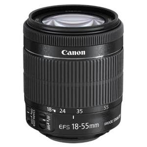 Canon EF-S 18-55mm f4-5.6 IS STM ST2