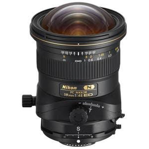 Nikon PC 19mm f4E ED Perspective Control