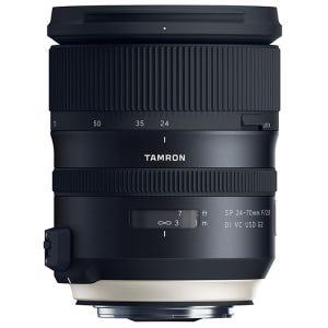 Tamron AF SP 24-70mm f2.8 G2 - Canon