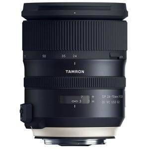 Tamron AF SP 24-70mm f2.8 G2 - Nikon