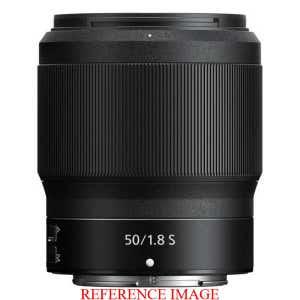 Nikon Z 50mm F1.8 S Lens   Secondhand