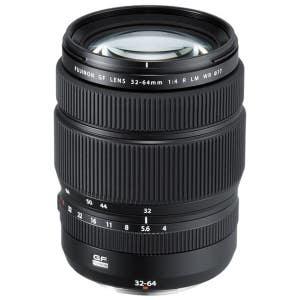 Fujifilm GF 32-64mm F4 R LM WR Zoom