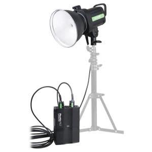 Phottix Indra 500 Light & Battery Kit