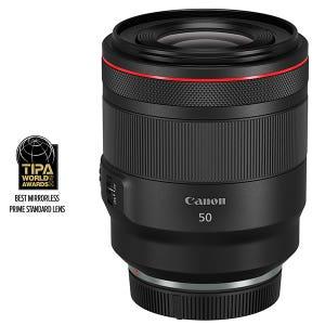 Canon RF 50mm f1.2 L USM - TIPA