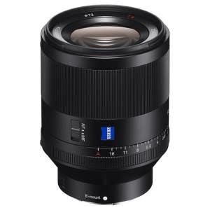 Sony E-Mount Zeiss T* 50mm f1.4 FE ZA