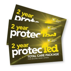 2 Year Secondhand Lens Total Care Package $2001-3000