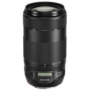 Canon EF 70-300mm f4.0-5.6 IS USM II (Repack Stock)