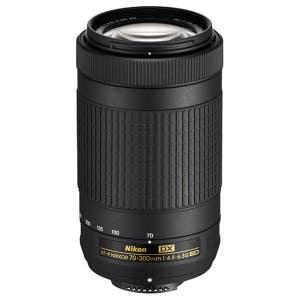 Nikon AF-P 70-300mm STD f4.5-6.3G ED Zoom