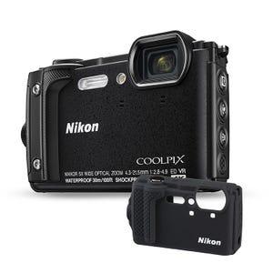 Nikon Coolpix W300 - Black