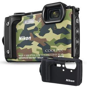 Nikon Coolpix W300 - Tough Kit - Camouflage