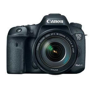 Canon EOS 7D Mark II + 18-135mm IS USM (Canon Repack Stock)