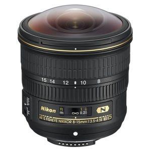 Nikon AF-S 8-15mm f3.5-4.5E ED Zoom