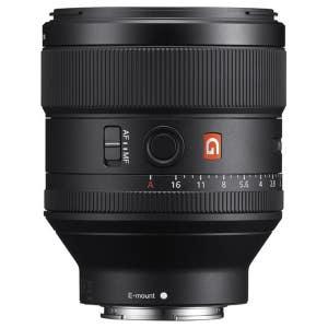 Sony E-Mount 85mm f1.4 FE GM Lens