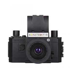Lomo Konstructor F - 35mm DIY Film Camera