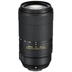 Nikon AF-P 70-300mm f/4.5-5.6E ED VR FX