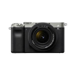Sony A7C + 28-60mm f4-5.6 Silver