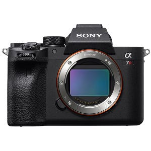 Sony A7R Mark IV - Body - Front
