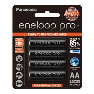 Eneloop Pro AA 4 pk