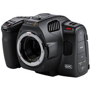 BlackMagic Pocket Cinema Camera 6K Pro Kit (with EVF)