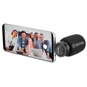 BOYA BY-DM100 USB-C Microphone for Android Smartphones