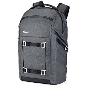 LowePro Freeline BP350AW Backpack Front Angle - Grey