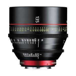 Canon CN-E 135mm T2.2 L F Cinema Lens