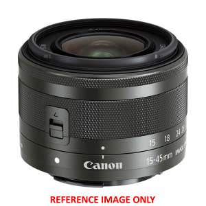 Canon EF-M 15-45mm IS STM   Secondhand