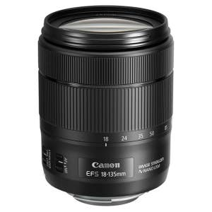 Canon EF-S 18-135mm F3.5-5.6 IS Nano-USM
