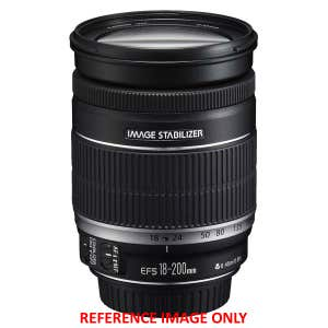 Canon EF-S 18-200mm IS   Secondhand