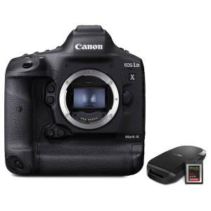 Canon EOS 1DX MKIII - With CF Express card and Reader