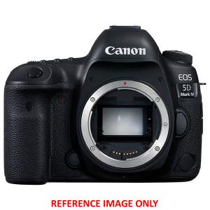 Canon EOS 5D Mark IV - Second Hand - Front