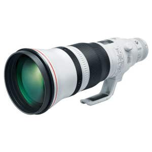 Canon EF 600mm F4.0L IS USM III Lens