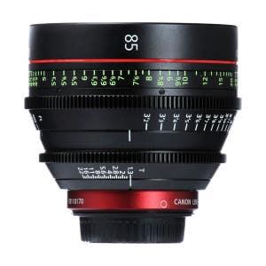 Canon CN-E 85mm T1.3 L F Cinema Lens