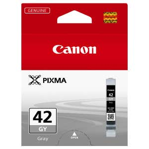 Canon CLI42GY Grey Ink Tank for PIXMA PRO100