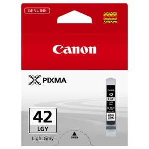 Canon CLI42LGY Lt Grey Ink Tank for PIXMA PRO100