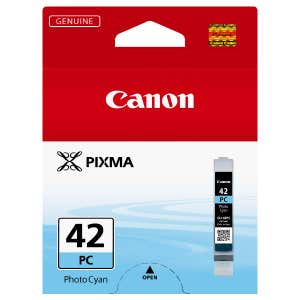 Canon CLI42PC Photo Cyan Ink Tank for PIXMA PRO100
