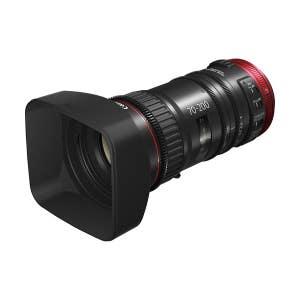 Canon CN-E 70-200mm IS T4.4 LIS KAS S Cinema Lens