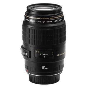 Canon EF 100mm f2.8 Macro USM