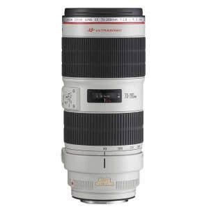 Canon EF 70-200mm f2.8 L IS II