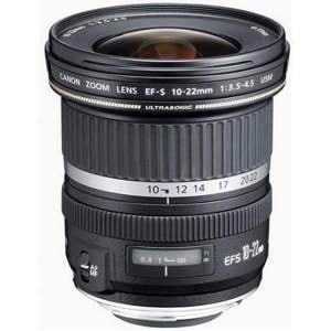Canon EF-S 10-22mm USM F3.5-4.5