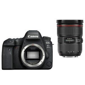 Canon EOS 6D Mark II + 24-70mm f2.8 L USM Kit